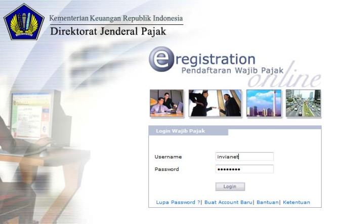 NPWP-online