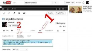 cara-menampilkan-video-streaming-youtube-di-web-blog