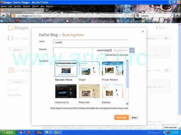 daftar-blogger-template