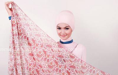 cara-menggunakan-jilbab