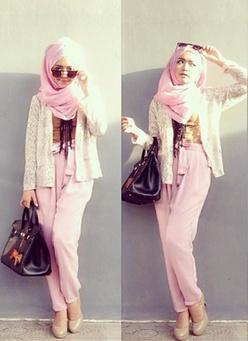 gaya-hijab-terbaru