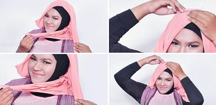 Tips-hijab-muka-bulat