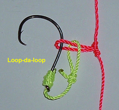 Cara mengikat dan jenis-jenis ikatan kail pancing47