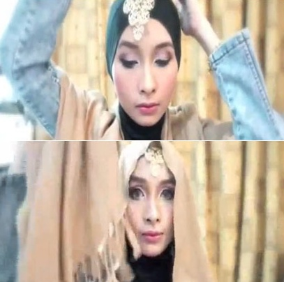 Tutorial-hijab-ke-pesta