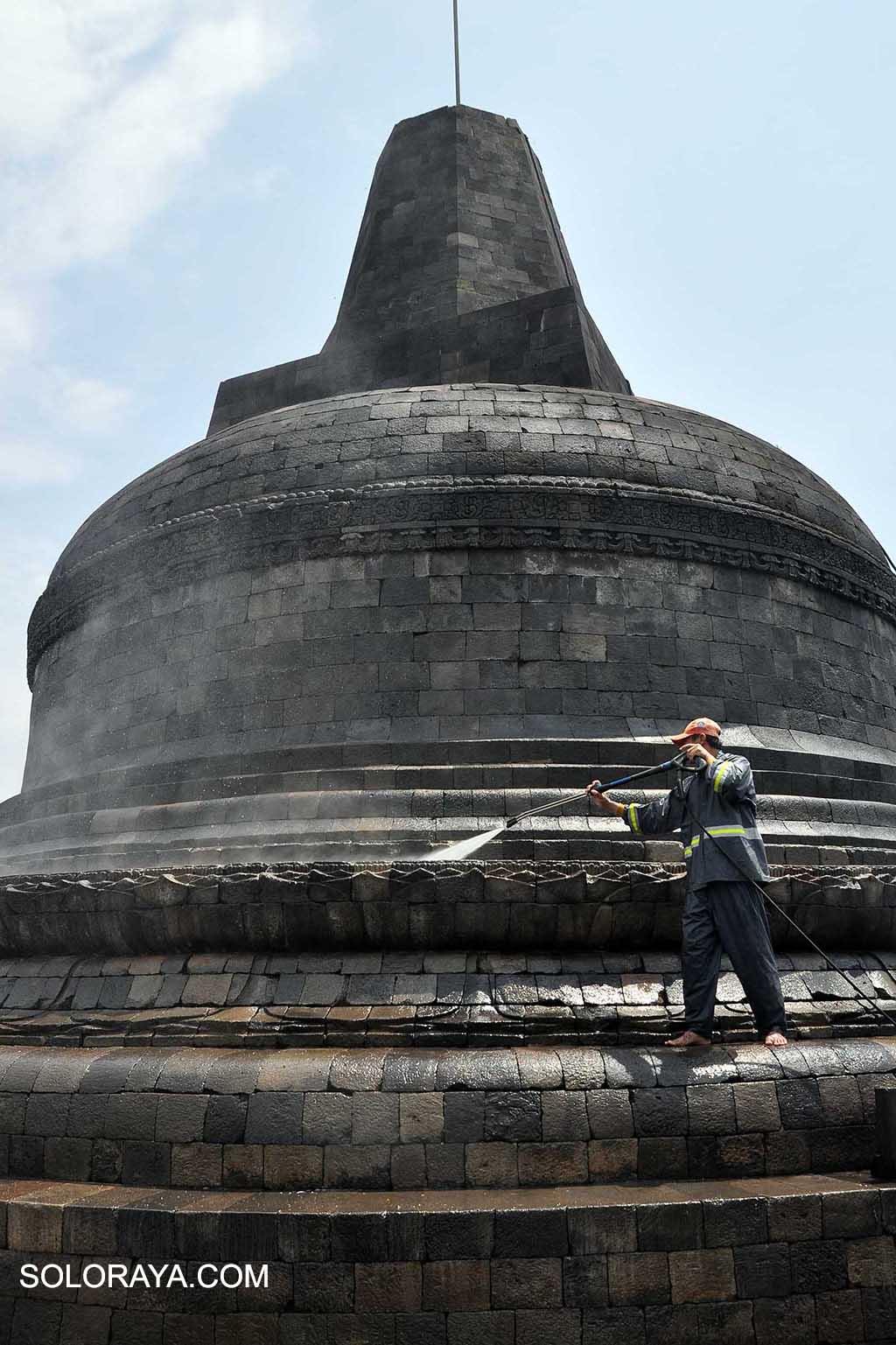 Candi Borobudur Berita Foto Dan Tips