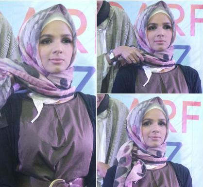 Tutorial Hijab Turki Berita Foto Dan Tips