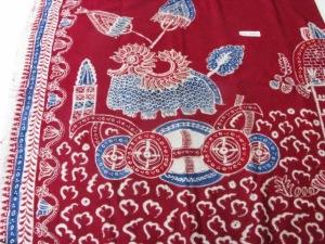 Batik Tulis motif Kereta Kencana2