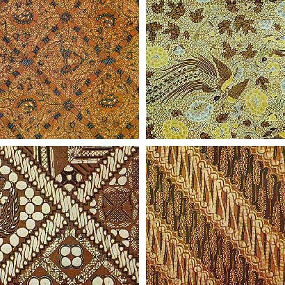 Ragam motif batik
