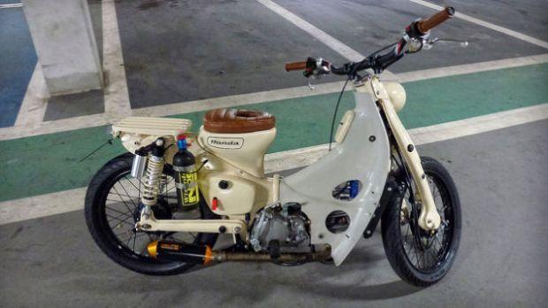 Honda Bekjul tampil sangar2