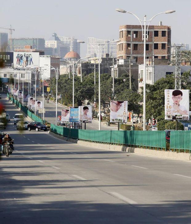 pasang billboard untuk merayakan ultah2