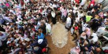 AFP PHOTO / MOHAMMED MASHHUR