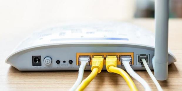 Memperbaiki koneksi WiFi yang lemot