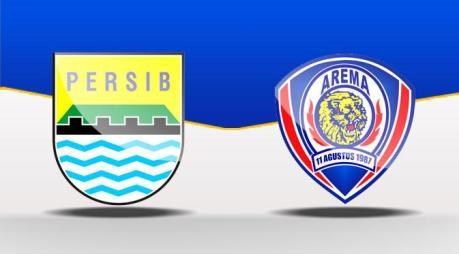 Persib Bandung vs Arema Cronous